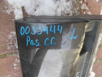 Порог левый пластиковый Volkswagen Passat CC 3C8853855F