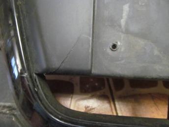 Решётка радиатора AUDI Q5 (2009-2012) под парктроники Б/У с дефектом 8R0853651B / C / D / E 8R0853651B / C / D / E
