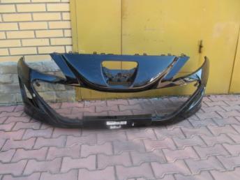 Бампер передний Peugeot 308 2008-2011 БУ  9643067477