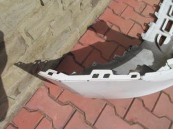 Бампер передний AUDI Q5 8R0 БУ 8R0807105E 8R0807105F
