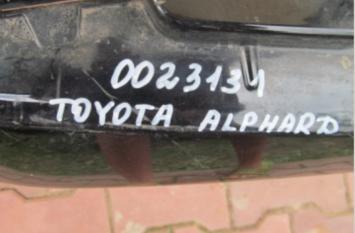 Бампер передний Toyota Alphard БУ 52119-48962