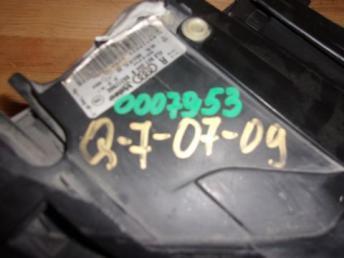 Фара адаптивная правая AUDI Q7 (2007-2009) 4 / 6 цилиндров БУ с дефектом 4L0941030B
