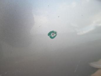 Капот Volkswagen Touran 2007 - 2010 БУ 1T0823031L
