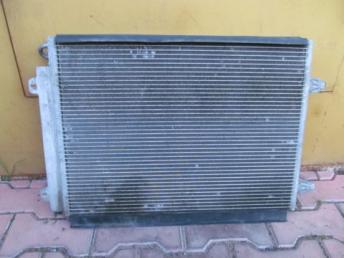 Радиатор кондиционера Фольксваген Passat B6 2006-2011 3C0820411C