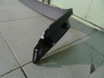 Накладка двери багажника верхняя Passat B7 3C9867603D
