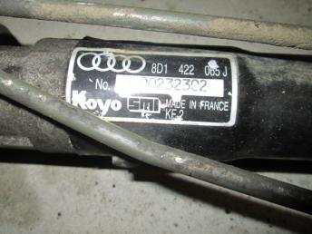 Рулевая рейка Audi A4 VW PASSAT 4 цилиндра KOYO БУ 8D1422053BX