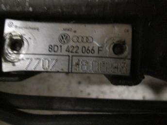 Рулевая рейка Audi A4 1995-2001 PASSAT 1997-2005 8D1422052BX