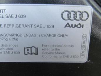 Капот Audi A3 2004 - 2008 под  широкую решётку БУ 8P4823029B