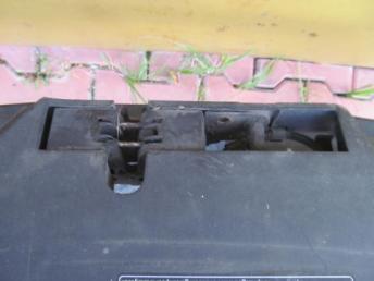 Передняя панель + замок 1K0805588AA VW GOLF 5 (200 1K0805588AA