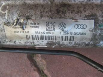 Рулевая рейка Audi Q5 АУДИ Б/У 8R1422065G