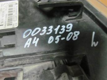 Фара левая Audi A4 B7 2005 - 2008 адаптивная бу 8E0941029BP