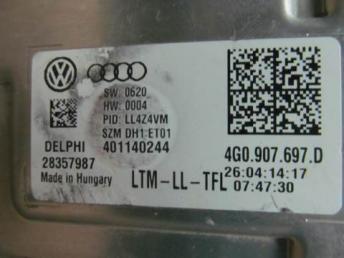 Фара правая Audi Q5 ксенон 2013 - 2017 бу 8R0941044C