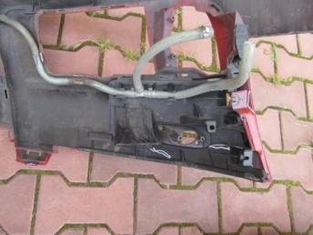 Бампер передний Audi TT S-LINE под омыватели фар  8J0807105D