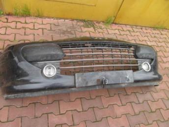 Бампер передний Peugeot 307 2005 - 2007 в сборе бу 9653345477