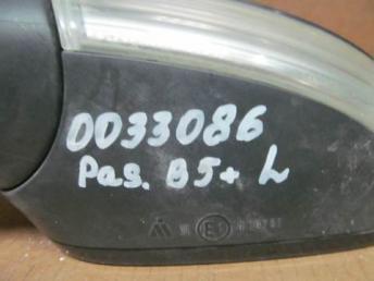 Зеркало левое VW Passat B5 Plus 7 контактов бу 3B1857507T