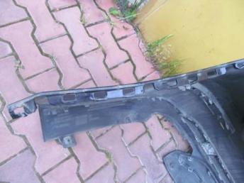 Бампер задний Mercedes X166 GL / GLS БУ A1668850300