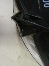 Фара правая Peugeot 307 2001 - 2005 до рест. с деф 6205Z3