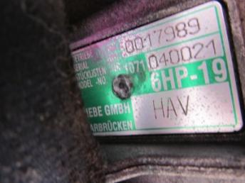 АКПП HAV  09L300036PX