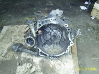 МКПП DUW DSB 1.4 Б/У 02K300049F/FX 02K300049F/FX