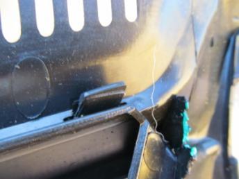 Решетка радиатора VW GOLF 5 (2004-2009) + эмблема новая VAG грунт 1K0853651A