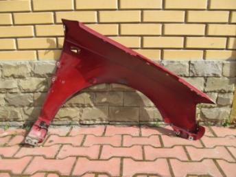 Крыло переднее левое AUDI А3 Б/У 8P0821105F
