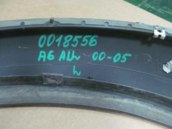 Накладка переднего крыла левая AUDI A6 ALLROAD Б/У 4Z7853717