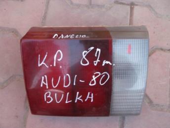 Фонарь задний левый AUDI A80 (1987-1992) внутрений Б/У 893945225B