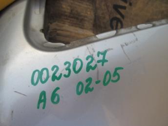 Капот AUDI A6 4B0 БУ 4B0823029D