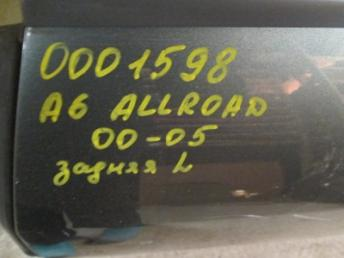 Дверь задняя левая AUDI A6 ALLROAD 4Z7833051