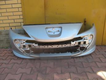 Бампер передний Peugeot 207 SPORT бу 9654356880