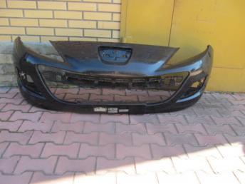 Бампер передний Peugeot 207 БУ 9688071577