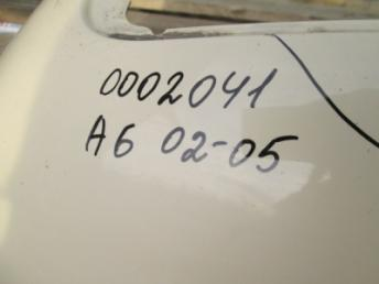 Капот AUDI A6 БУ  4B0823029D