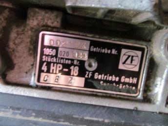 АКПП CEZ 2.8 AAH  01F300041LX
