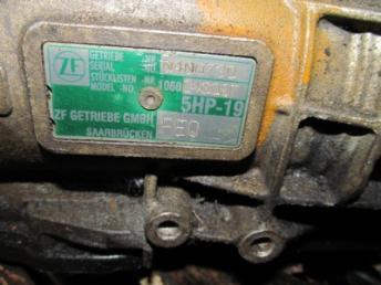 АКПП FEQ 3.0 AUDI A4  01V300045TX