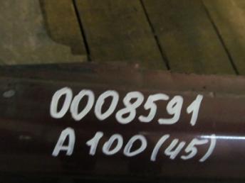 Бампер задний  AUDI А100 БУ 4A0807305S