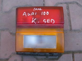 Фонарь задний AUDI А100 (1983-1991) левый внутренний жёлтый Б/У 443945225A