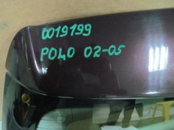Пятая дверь VW POLO БУ 6Q6827025R