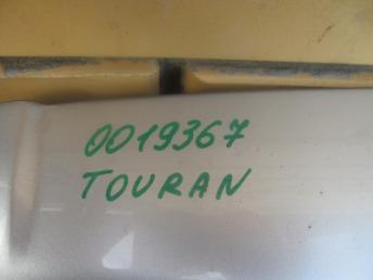 Пятая дверь VW TOURAN 1T0 БУ 1T0827025L/H 1T0827025L/H