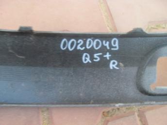 Накладка переднего бампера VW GOLF PLUS (2005-2009) под омыватели правая Б/У 5M0807656D