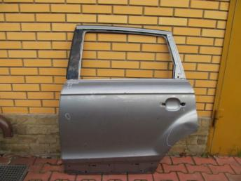 Дверь задняя левая AUDI Q7 БУ 4L0833051