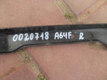 Стойка несущяя передней панели правая AUDI A6 (2005-2011) Б/У 4F0809892