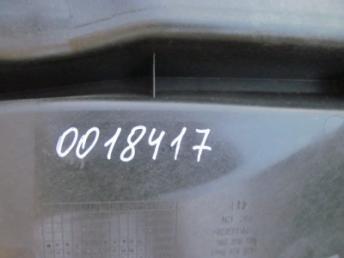 Торпеда чёрная VW JETTA 5 GOLF 5 БУ 1K1857001J 1K1857001F