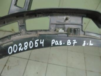 Направляющий профиль переднего бампера VW PASSAT B7 (2011-2015) БУ 3AF807377