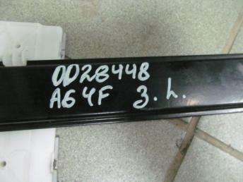 Электростеклоподъёмник задний левый AUDI A6 (2005-2011) БУ 4F0839461B