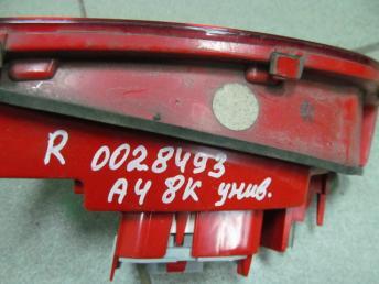 Фонарь задний правый LED AUDI А4 бу 8K9945094B