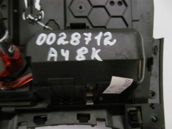 Накладка на кулису + пепельница AUDI A4 (2008-2012) / A5 (2008-2011) БУ  8K0864261C