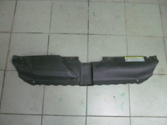 Облицовка переднего бампера верхняя AUDI A4 (2008-2012) БУ 8K0807081