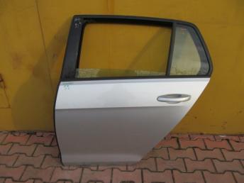 Дверь задняя левая VW GOLF 7 БУ  5G4833055AA