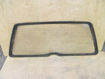 Стекло 5-ой двери VW PASSAT B3 (1988-1996) универсал с вырезом без молдинга БУ  333845499A