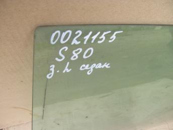 Стекло двери заднее левое VOLVO S80 (1999-2006) БУ 30674314